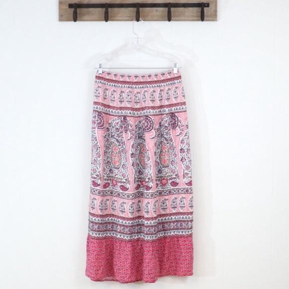 Liz Claiborne Dresses & Skirts - Liz Claiborne maxi skirt floral boho print
